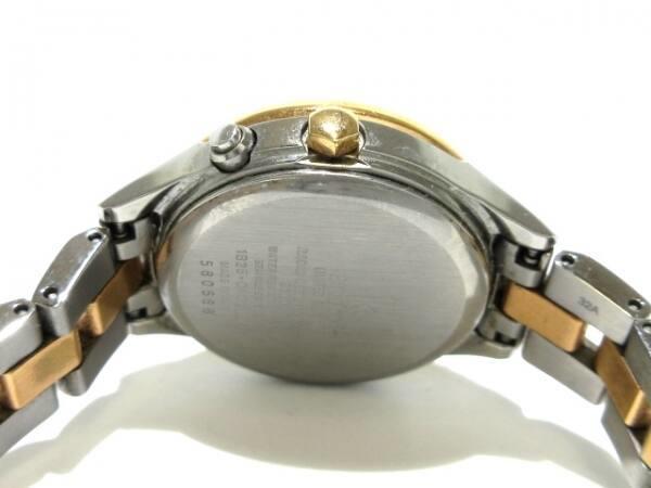 有盒~可使用~ 1B25-0AG0~lukia精工Seiko電波電池錶~代標不是現貨~35X28mm錶帶長14cm