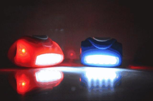 雲火科技-三段式 矽膠大眼蛙燈 最新第七代青蛙燈 超大自行車前燈 7LED 牛蛙燈,福條燈,氣嘴燈18650