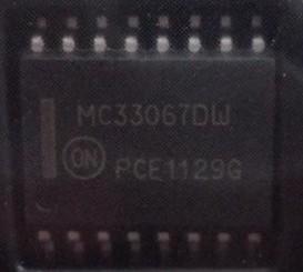 [二手拆機][含稅]拆機二手原裝 MC33067【貼片】 MC33067DWDC