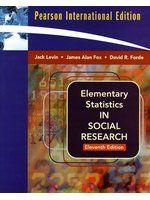 《Elementary Statistics in Social Research: Essentials》ISBN:0205636926│Unknown│Jack Levin│七成新