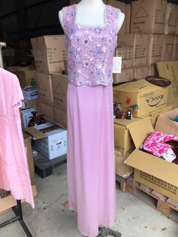 梵筑 中國風傳統文化 刺繡旗袍服飾 洋裝 禮服 送禮 演戲.主題派對、活動 全新二手旗袍 一折起  #152