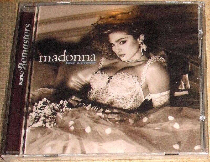 Madonna / Like a Virgin(美版全新封裝)