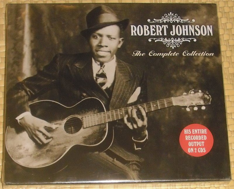 Robert Johnson / The Complete Collection *2CD(全新封裝歐版)