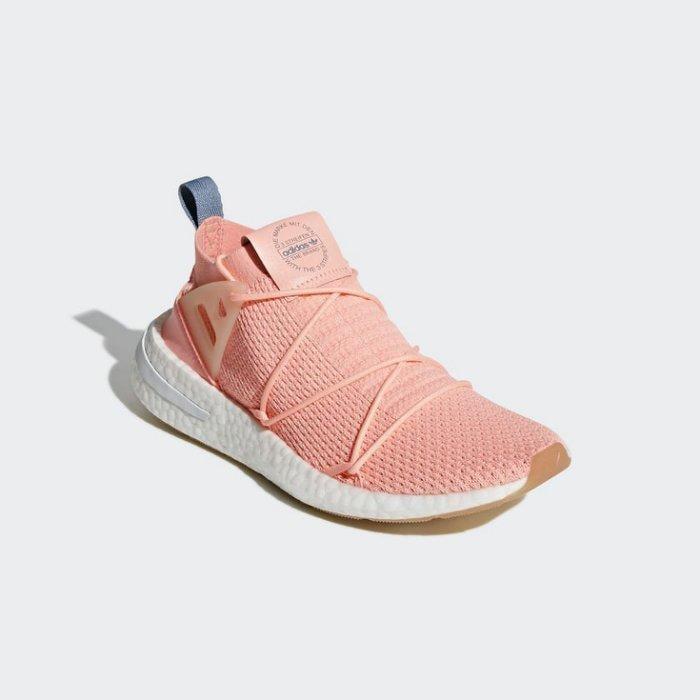 喵 adidas boost Arkyn 慢跑鞋 休閒鞋 NMD 6.5號