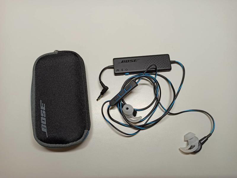 Bose QuietComfort QC20 apple版 抗噪耳機