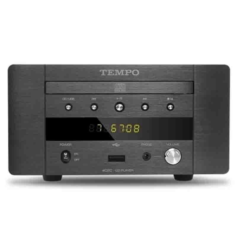 5Cgo【發燒友】shanling山靈EC2C HIFI發燒CD機 USB音效卡耳放桌面音響CD轉盤帶USB輸入