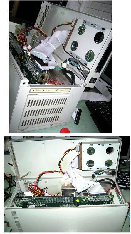 研華 Advantech 工業電腦, 產業電腦,. PCA-6179V + PCA-6106P3 +送配件 =>含運費總共 16000元