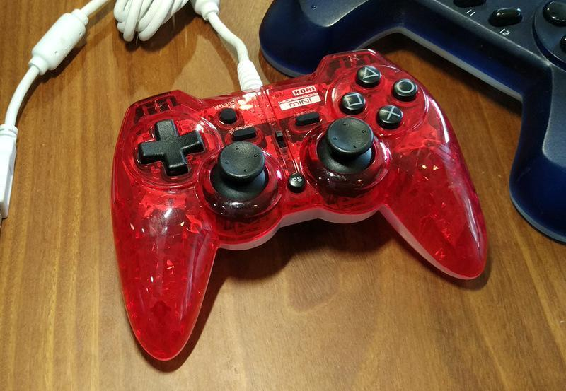 PS3日版周邊- HORI + 副廠  手把 控制器 2支一起 USB(7-11取貨付款)