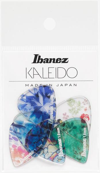 日本製 Ibanez Kaleido 萬花筒系列 套裝組 吉他 匹克 彈片 PICK PCP14H-C1 茗詮