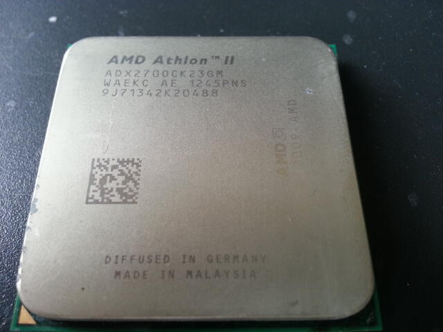 【 創憶電腦 】AMD ADX2700CK23GM AM2+ AM3 3.4GHz 直購價150元