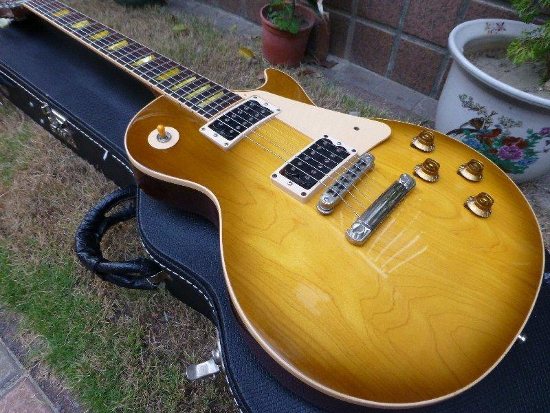 【Chad's Guitar】Gibson Les Paul Classic Honey Burst
