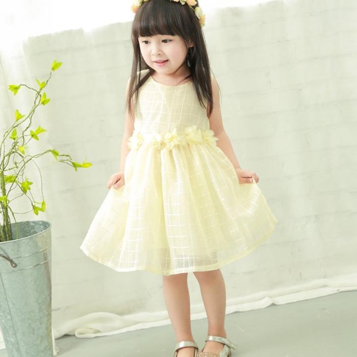 0女童連衣裙夏裝嬰兒童裝女寶寶公主裙子兒童背心裙1衣服2夏季3歲