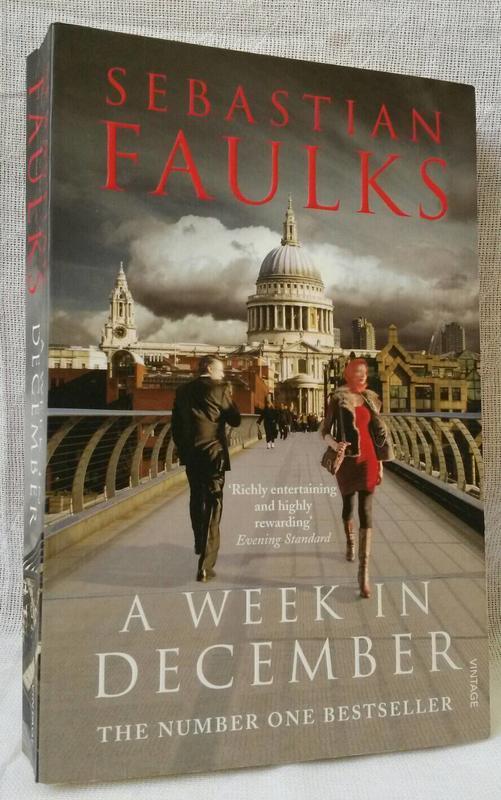 【吉兒圖書】預售《A Week in December》十二月的一週,七位人物的生活,生動逼真的現實,層層疊疊的故事