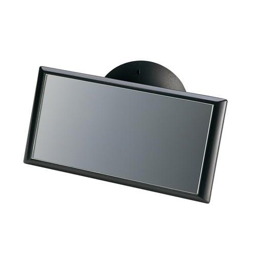 【★優洛帕-汽車用品★】日本SEIWA 吸盤式小型平面車內安全行車輔助後視鏡 鏡面寬115mm R70