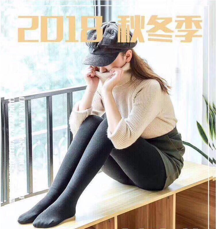 【乙兆】出口日本 2018新款 紀梵希 1200D完美女神褲襪 內搭褲 保暖褲襪 瘦腿襪 加絨連褲襪 高CP值 超彈力