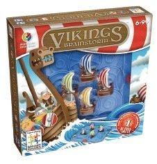 湯圓嬉遊趣 和誼創新SMART GAMES 北海小英雄(4艘帆船紅、黃、藍、綠4個顏色箭頭;9個漩渦海流塊1個遊戲盤面)