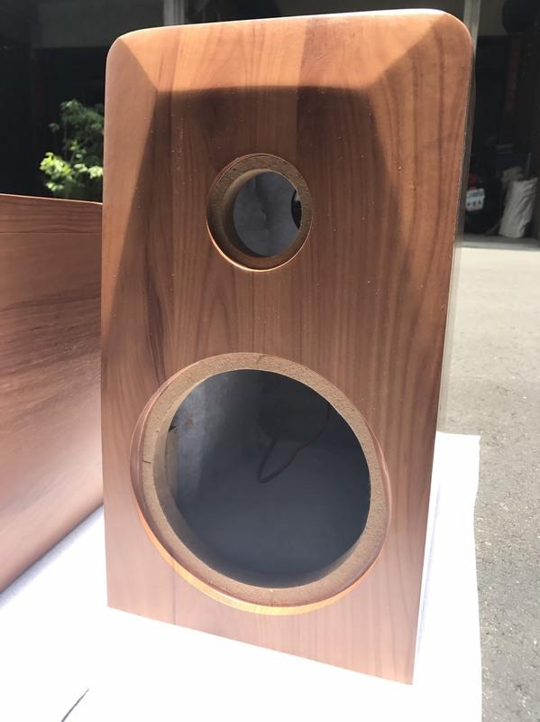 DYNAUDIO FOCAL DLS JBL KEF MISSION HARMAN 木質6.5吋喇叭音箱 高質感