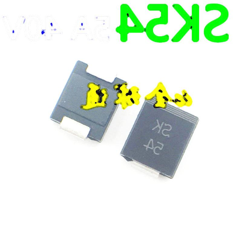 SK54 5A 貼片 肖特基二極體 40V SMC(C 型) 155-01609