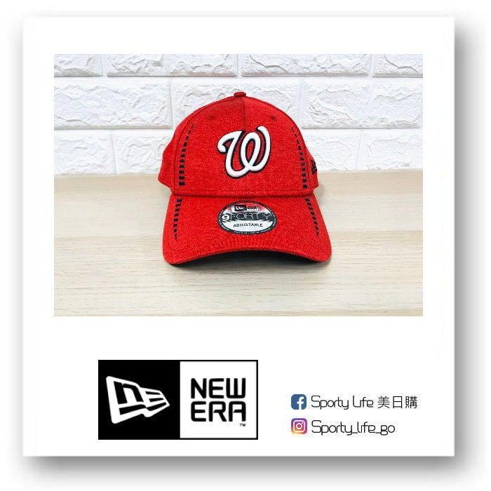 【SL美日購】NEW ERA MLB SPEED 9FORTY 華盛頓國民隊 棒球帽 帽子 可調 大聯盟 環扣 美國代購