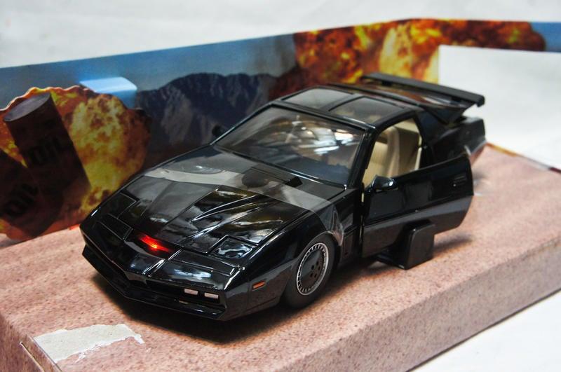 【特價現貨】霹靂遊俠 1:24 Jada Pontiac Firebird K.I.T.T Knight Rider
