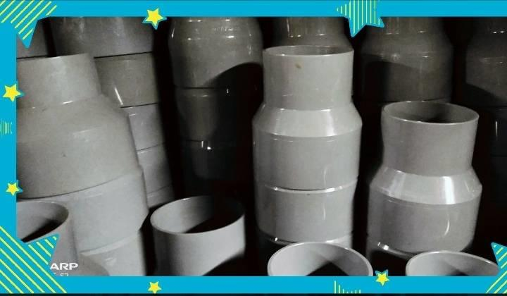 南亞 PVC 薄 接頭 大小頭 異徑接頭 塑膠接頭 直接頭 水管接頭 1吋半 2吋 2吋半 3吋 三英吋~8英吋管
