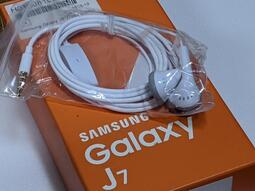 Samsung J7 原廠內附全新耳機 面交自取$50元