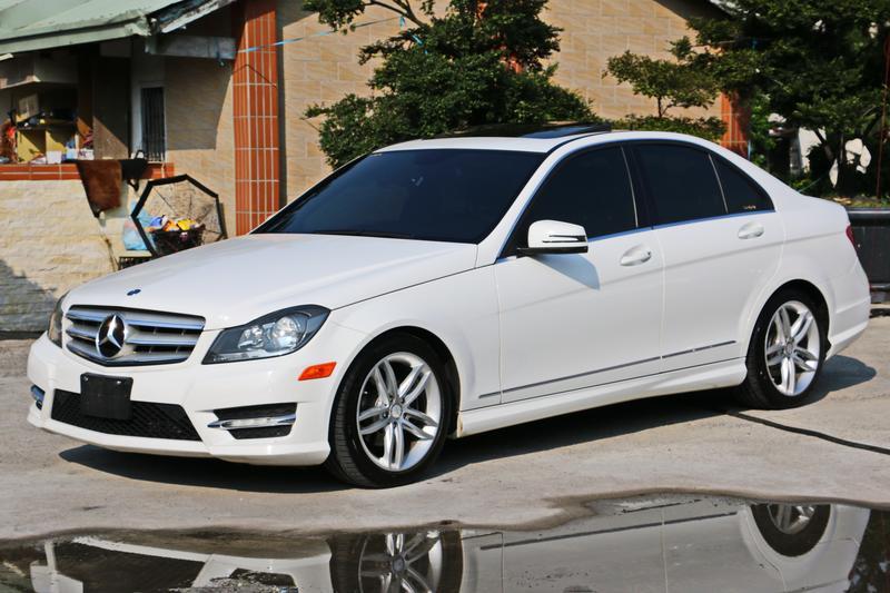 ★寶馬車權★2012年(已售出)BENZ C250 1.8 渦輪增壓 天窗頂級配備當舖車零件車流當車權利車