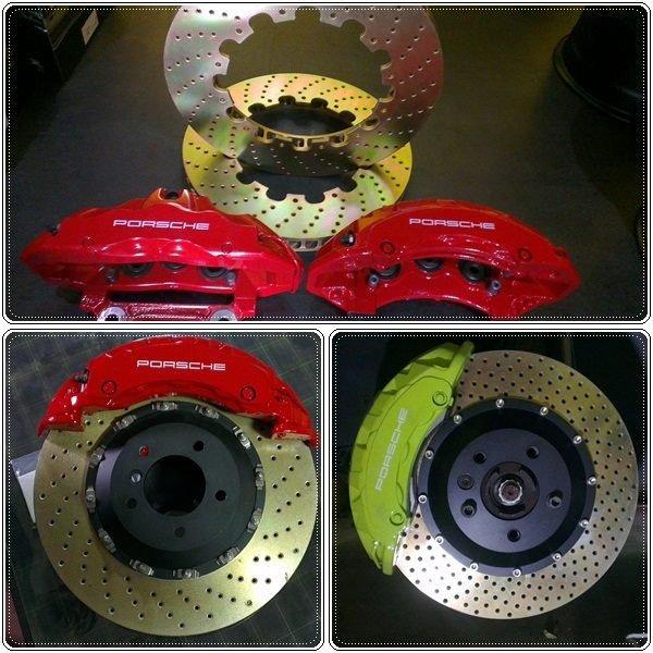 Bmw X6 Vs Audi Q5: 全新BREMBO TURBO S,19Z 20Z 405~410mm兩片式碟盤,Porsche Cayenne