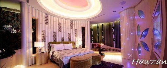 【假日不加價 】 台中杜拜風情汽車旅館 C級主題房型$3999元 (台中可面交 )