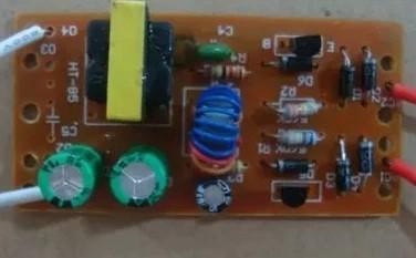 [二手拆機][含稅]7W-13W通用護眼檯燈鎮流器電子鎮流板整流器整流板線路板