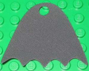 【LEGO 大補帖】深灰色 蝙蝠俠 披風【6141546/25514/76044】(MB-7)