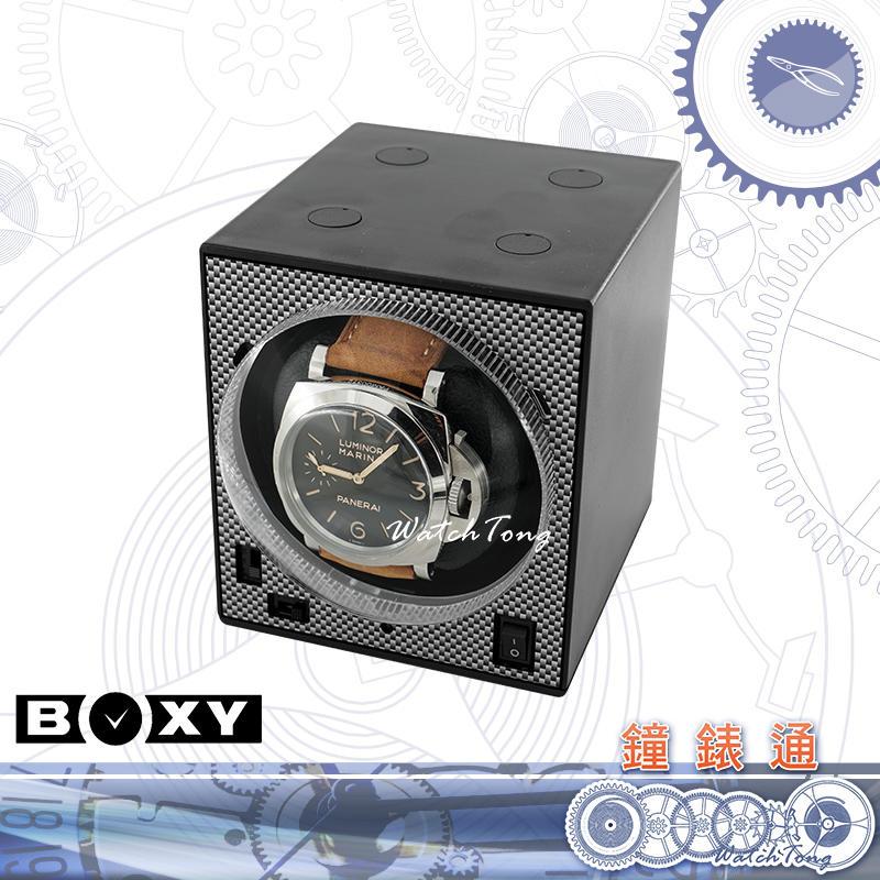 【鐘錶通】17C.2001 BOXY Brick 手錶自動上鍊盒(含電源) / 機械錶上鍊 / 可堆疊 ├旋轉盒/上鍊┤