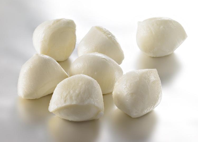義大利 冷凍櫻桃馬自瑞拉 莫扎瑞拉球 mozzarella mini balls 200g (分裝) 高濕潤度 口味溫和