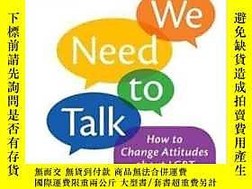 古文物Listen,罕見We Need To Talk: How To Change Attitudes About L