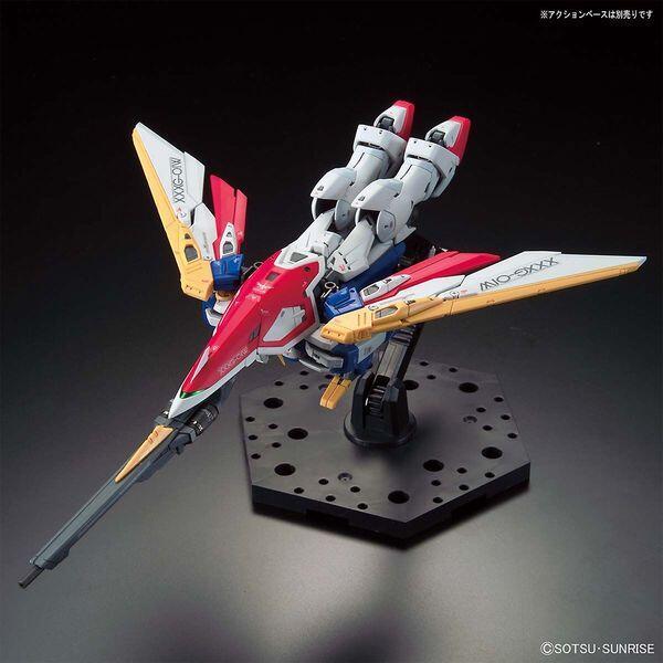 RG 1/144 NO.35 飛翼鋼彈 TV版, 5061661