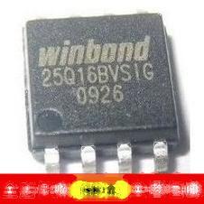 全新原裝記憶體 25B16 W25Q16 W25Q16B W25X16A 155-01824
