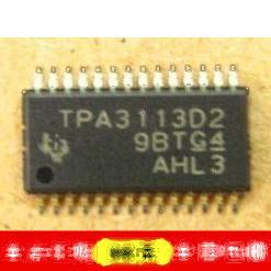 全新原裝音訊功率放大器 TPA3113D2 6W 單聲道 155-01826