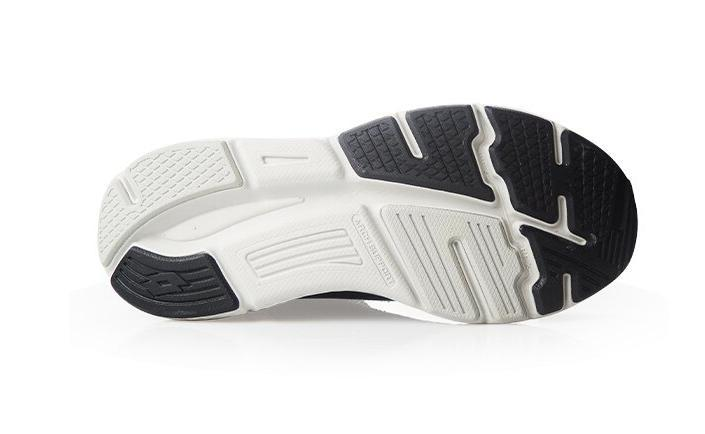 特賣會 LOTTO樂得-義大利第一品牌 男款X move 極動避震跑鞋 1038-灰 超低網購價1100元