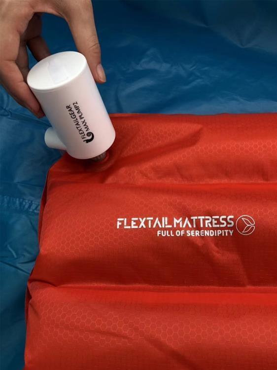 抽氣泵--FLEXTAILGEAR魚尾真空壓縮袋超輕迷你USB電動充氣泵抽氣泵游泳圈  熱銷