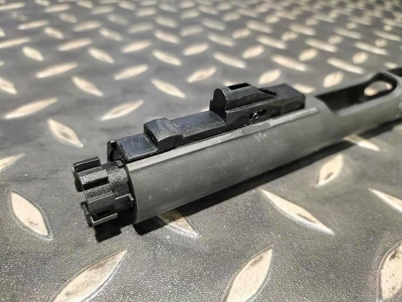 【我愛杰丹田】SLR 鋼製槍機 可調初速