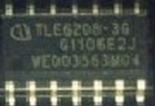 [二手拆機][含稅]拆機二手原裝 TLE6208-3G  品質保證