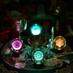 *卡比戰士*轉蛋 魔法陣 水晶球  造型燈  全4種 日版