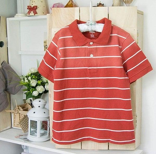 【Mini  Young】 夏季 美國Gymboree 男童 純棉 短袖 POLO衫 棉T 上衣