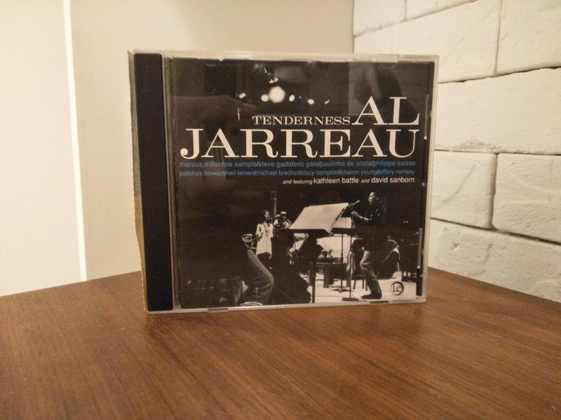 Al Jarreau 1994年專輯 Tenderness/艾爾賈若 德版 無ifpi