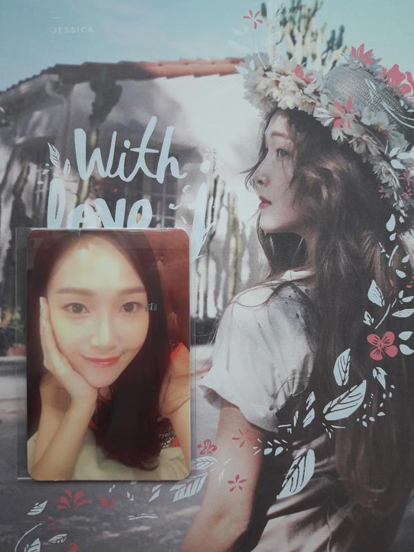 With Love,J西卡小卡My Voice太妍(I got love版) 小卡