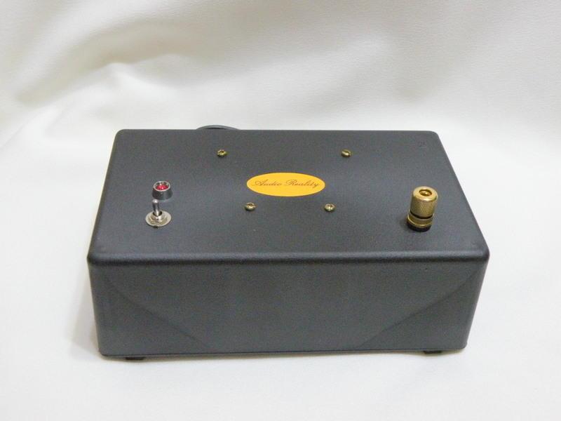 Audio Reality 主動式高壓靜電消除器