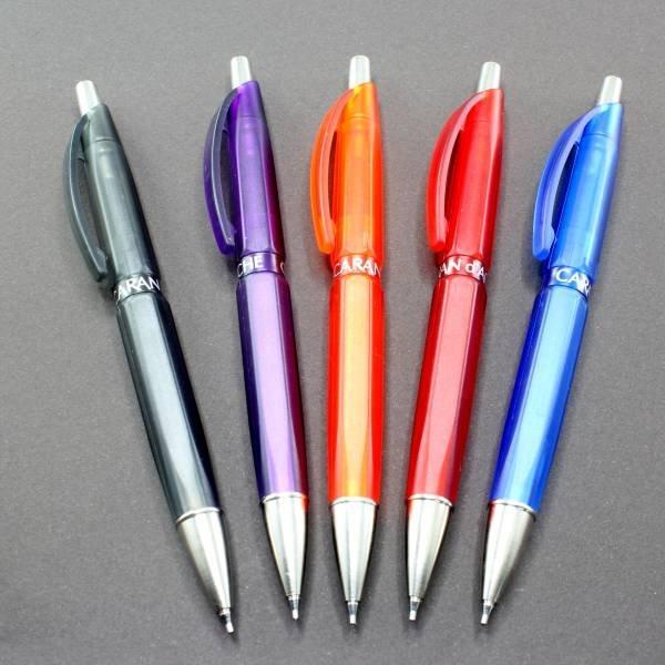 限量販售 有現貨*瑞士卡達 CARAN d'ache 828 基本款自動原子筆*824 基本款自動鉛筆0.7mm