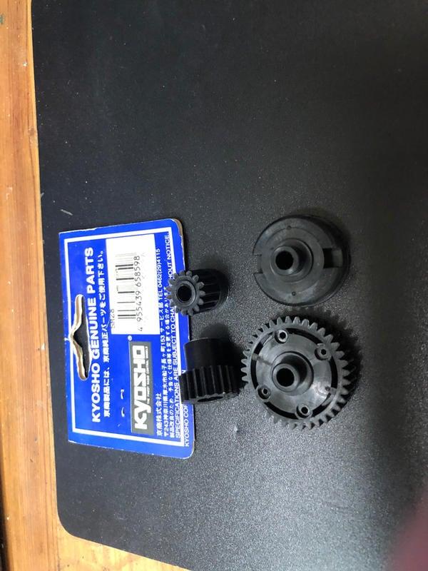 創億RC  SM28 Gear Set 變速箱齒輪組