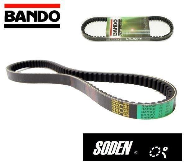 SODEN Go~BANDO 日本製皮帶YAMAHA 15~ 新勁戰四代 /NGK/KOSO/K&N/3M
