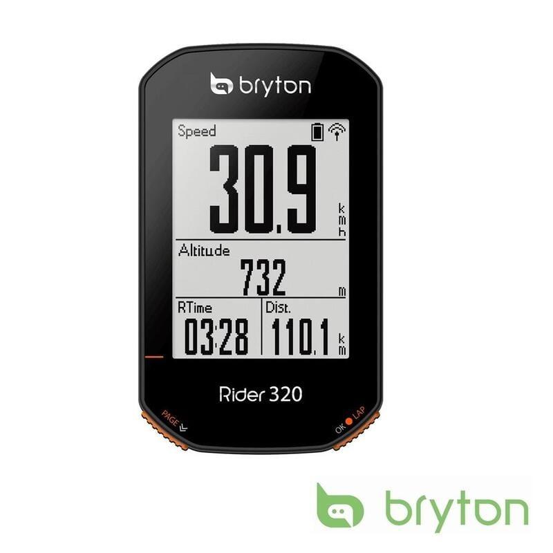 新品上市 Bryton 320E 320T GPS馬錶 bryton 320